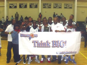 Metroball DC 17u AAU Team Wins Big Shots Baltimore