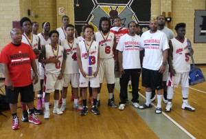 Metroball DC 10th Grade Team