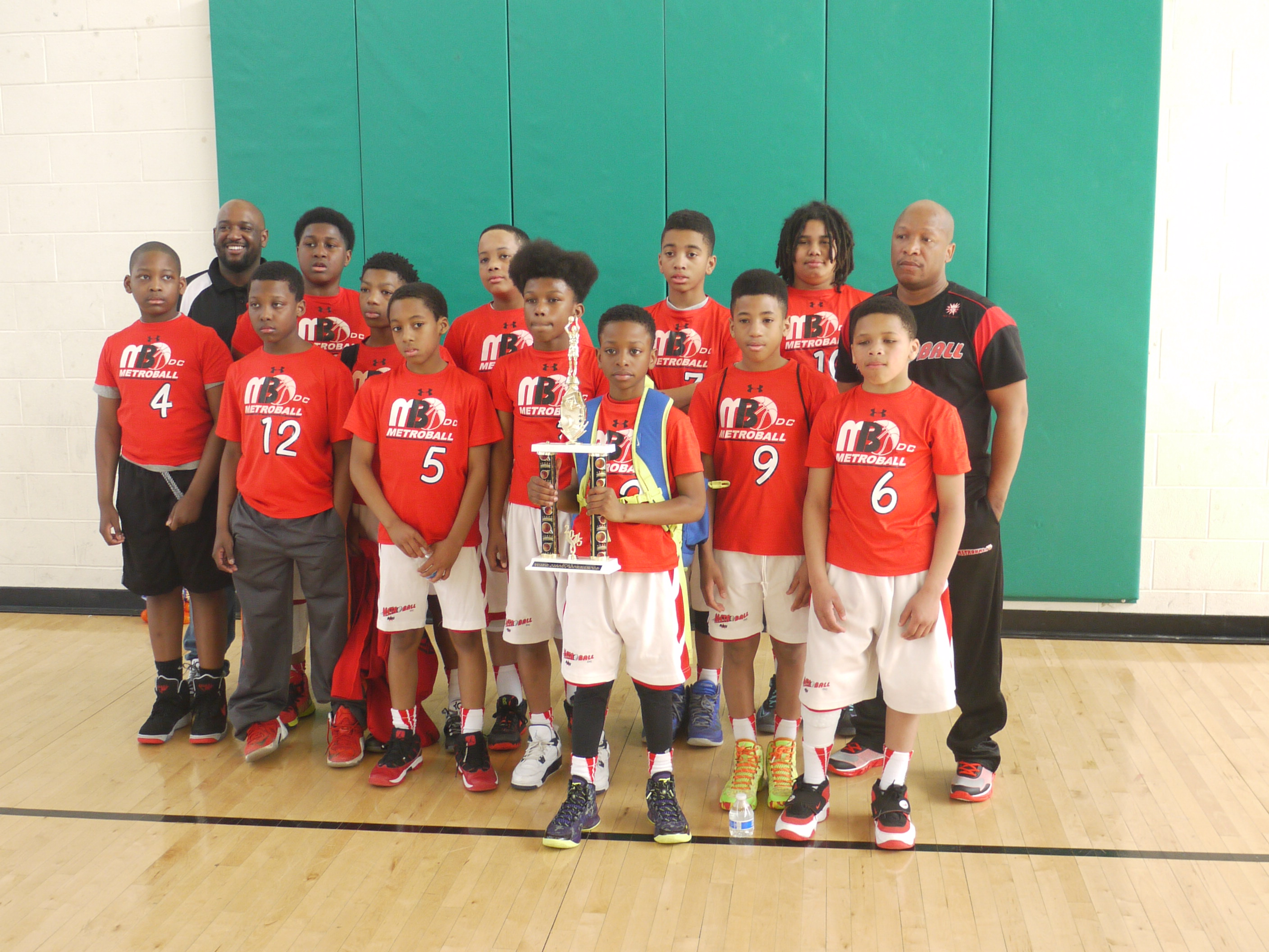 MetroBall Youth Outreach » Met...