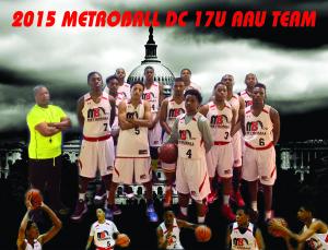 2015 AAU Team Pic