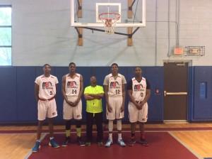 Metroball 17 & Under Team